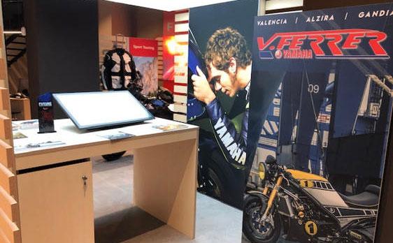 Configura tu moto Yamaha con nuestro configurador
