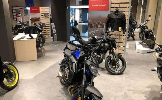 Visita nuestra exposicion de motos Yamaha con todos los estilos de motocicleta