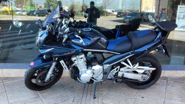 SUZUKI GSF 1250 ABS Bandit 2007 moto usada en VFerrer
