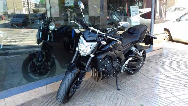 YAMAHA FZ1 N 2009 moto usada en VFerrer